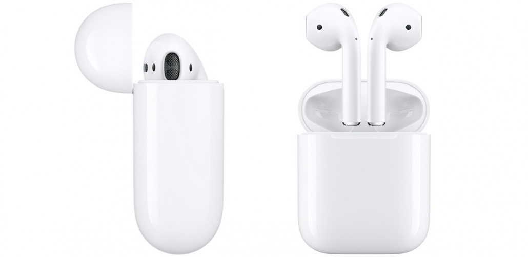 Apple AirPods auricolari