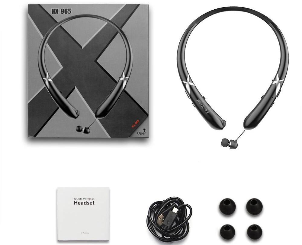 LSCHARM HX965 accessori