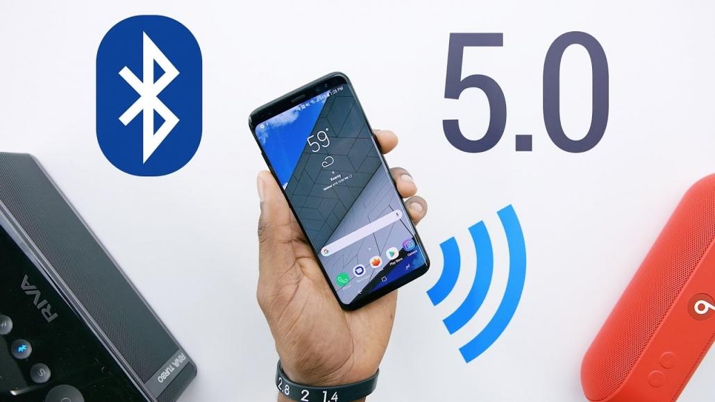 come funziona il Bluetooth 5
